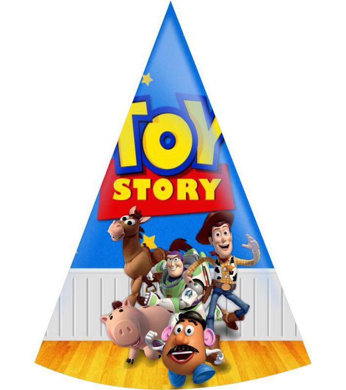 Καπελάκι πάρτυ Toy Story