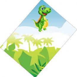 Χωνάκια ζαχαρωτών Δεινόσαυρος