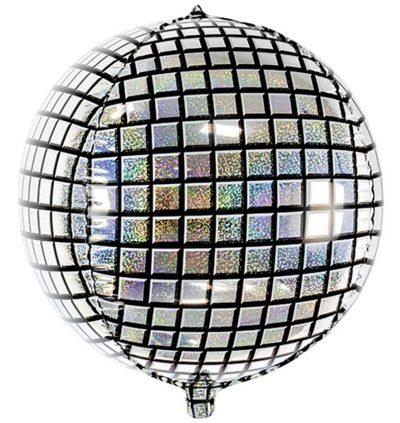 Μπαλόνι Disco Ball με γκλίτερ