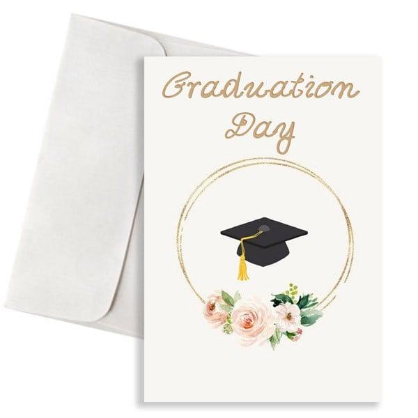 Κάρτα Αποφοίτησης Graduation Day