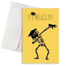 """Κάρτα Αποφοίτησης """"Finally"""""""
