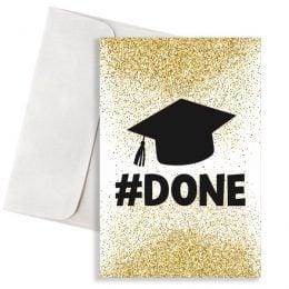 Κάρτα Αποφοίτησης Done