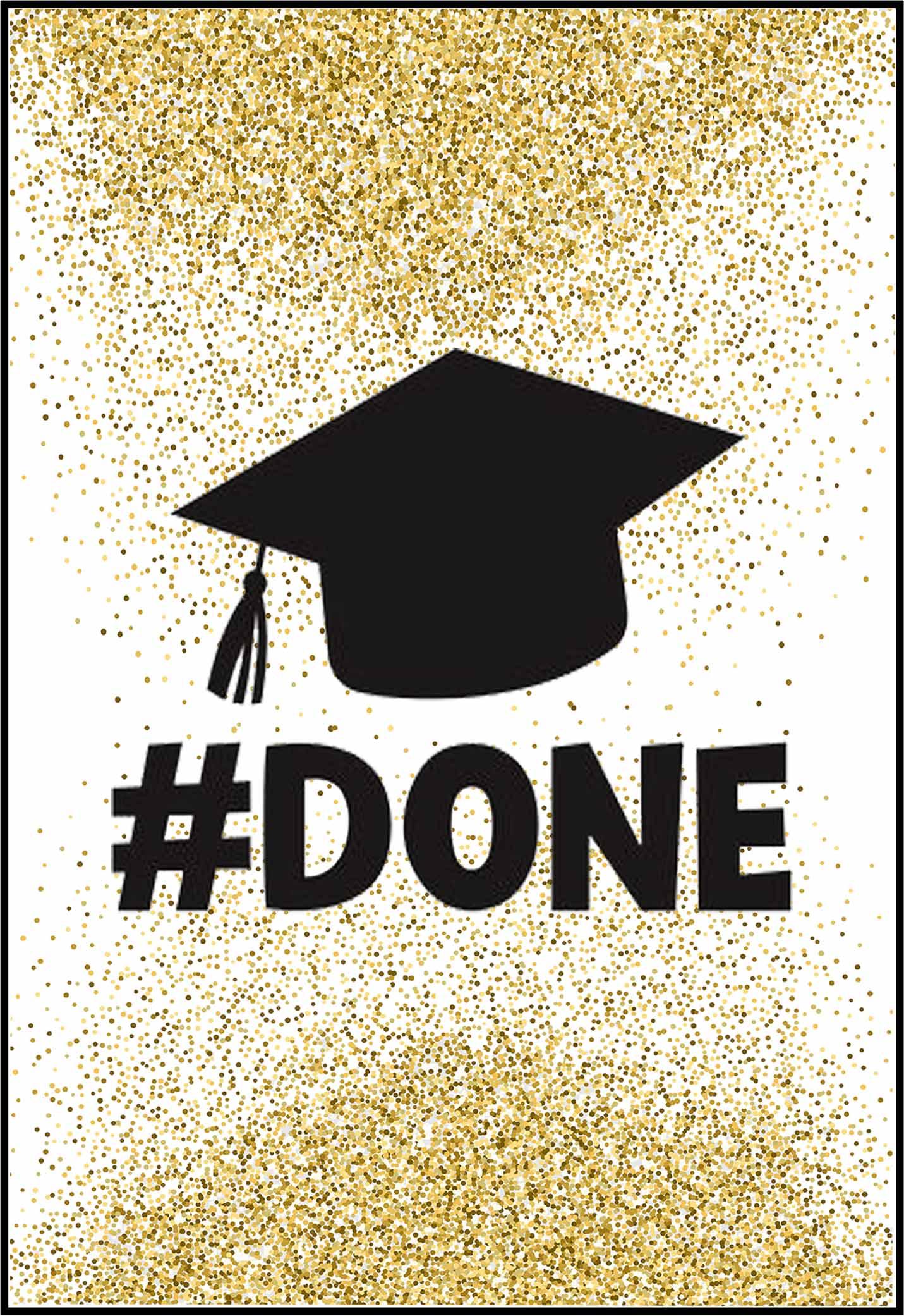 Ευχετήρια Κάρτα για Αποφοίτηση (σχέδιο 7)