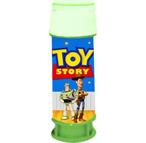 Σαπουνόφουσκες με χάρτινο περιτύλιγμα Toy Story (8 τεμ)