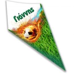Χωνάκια ζαχαρωτών Ποδόσφαιρο