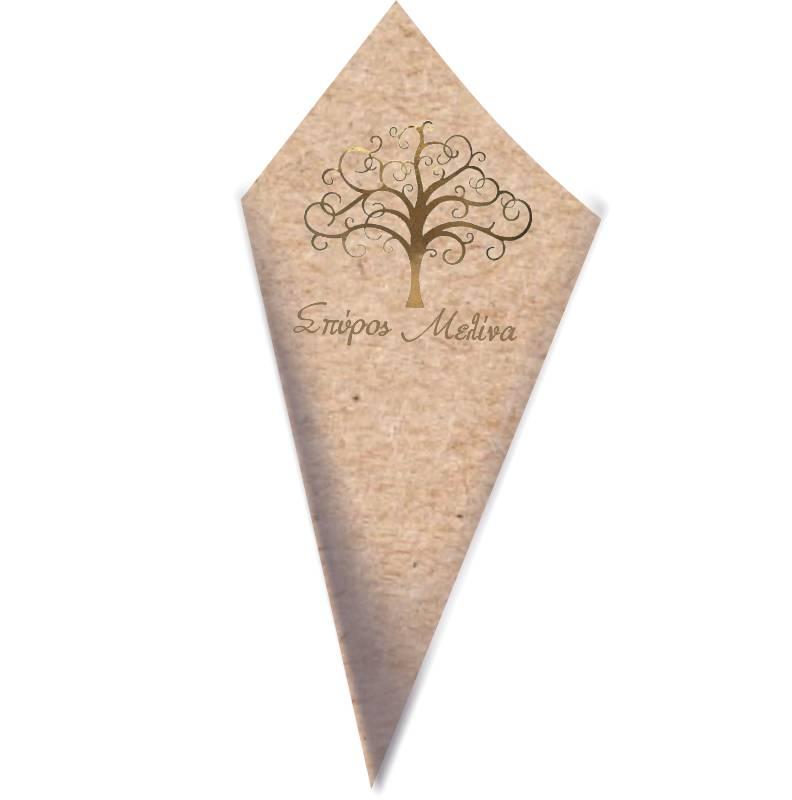 Χωνάκια ρυζιού Δέντρο ζωής