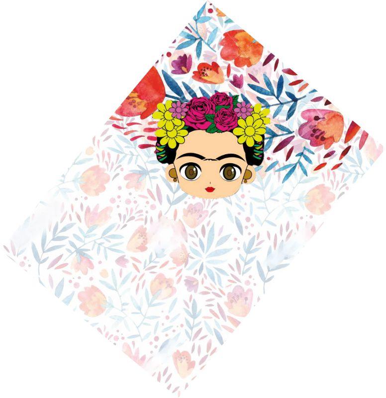Χωνάκια ζαχαρωτών Frida Kahlo