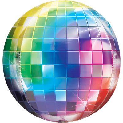 Μπαλόνι Disco Ball Orbz 38 εκ