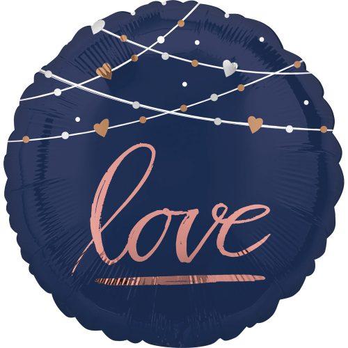 Μπαλόνι αγάπης Navy Love 43 εκ