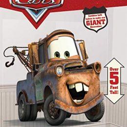 Ταπετσαρία τοίχου Μπάρμπας Cars Disney