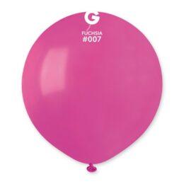 "48cm – 19"" Φούξια μεγάλο μπαλόνι"