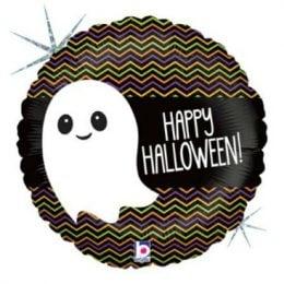 Μπαλόνι Φαντασματάκι Halloween 46cm