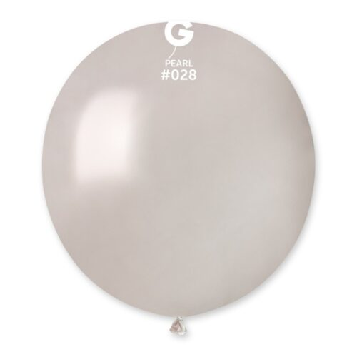 "48cm – 19"" Περλέ μεγάλο μπαλόνι"