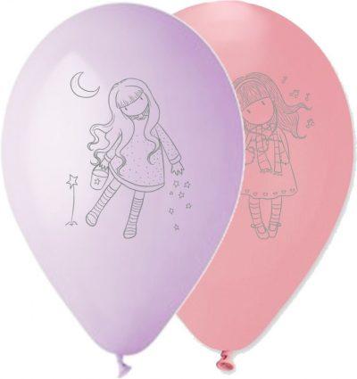 """13"""" Μπαλόνι τυπωμένο Gorjuss Santoro"""