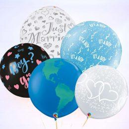 Τυπωμένα μπαλόνια τεράστια