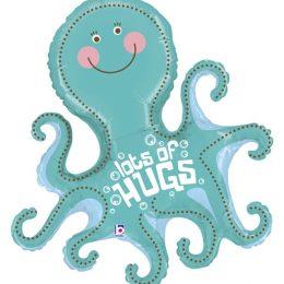 Μπαλόνι Lots of Hugs Χταπόδι 94 εκ