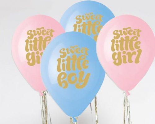 Μπαλόνια Τυπωμένα