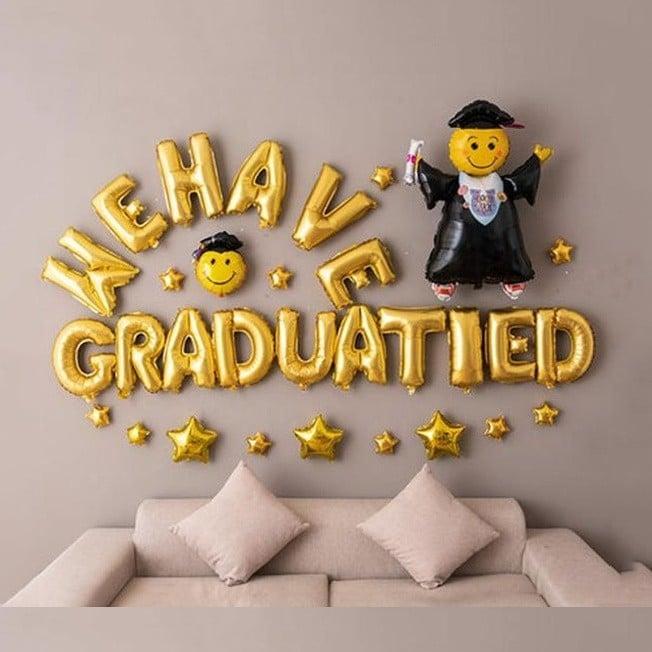 Μπαλόνια Αποφοίτηση