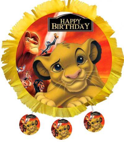 Πινιάτα Lion King