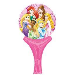 Μπαλονάκι Πριγκίπισσες Disney με λαβή 30 εκ