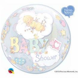 """Μπαλόνι """"Baby Shower"""" bubble 56 εκ"""