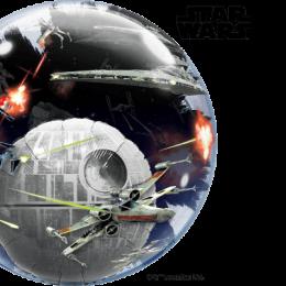 Μπαλόνι Πόλεμος των Άστρων διπλό bubble 61 εκ