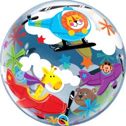 Μπαλόνι Ιπτάμενο Τσίρκο bubble 56 εκ