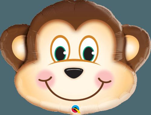Μπαλόνι Μαϊμουδάκι 89 εκ