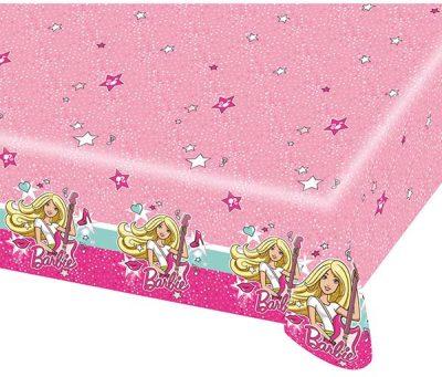 Τραπεζομάντηλο Barbie Popstar 180 εκ