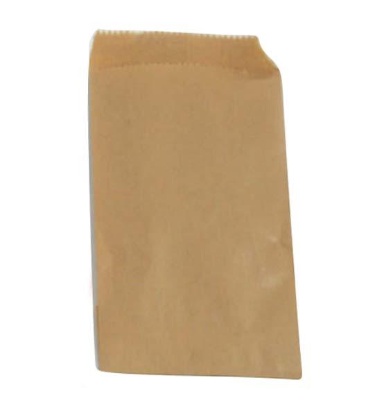 Καφέ χάρτινες σακούλες για δωράκια