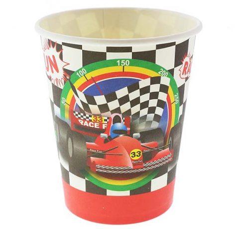 Ποτήρια πάρτυ Race Fun (6 τεμ)