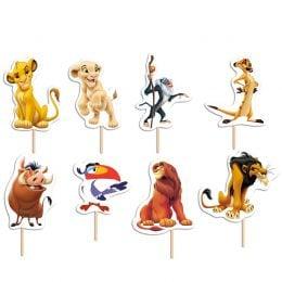 Στικάκι Photo booth Lion King