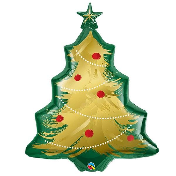 Μπαλόνι Χριστουγεννιάτικο δέντρο 102εκ