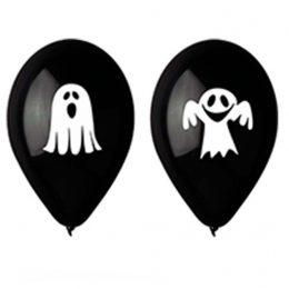 12″ Μπαλόνι τυπωμένο Φαντασματάκια