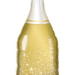Μπαλόνι μπουκάλι αφρώδης οίνος 99εκ