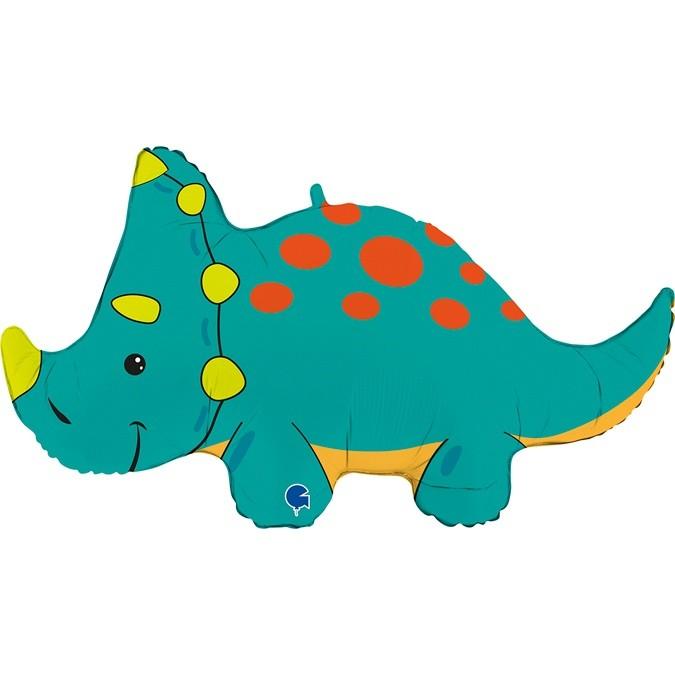 Μπαλόνι Δεινόσαυρος Τρικεράτωψ 91 εκ.