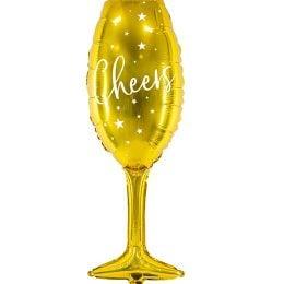 Μπαλόνι Ποτήρι Σαμπάνιας 80 εκ