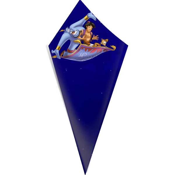 Χωνάκια ζαχαρωτών Aladdin (Σχέδιο 2)