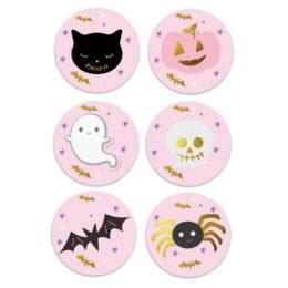 Κονκάρδες Halloween Pinky Boo