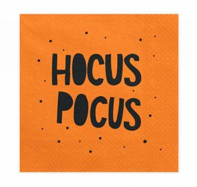 Χαρτοπετσέτες Hocus Pocus (20 τεμ)