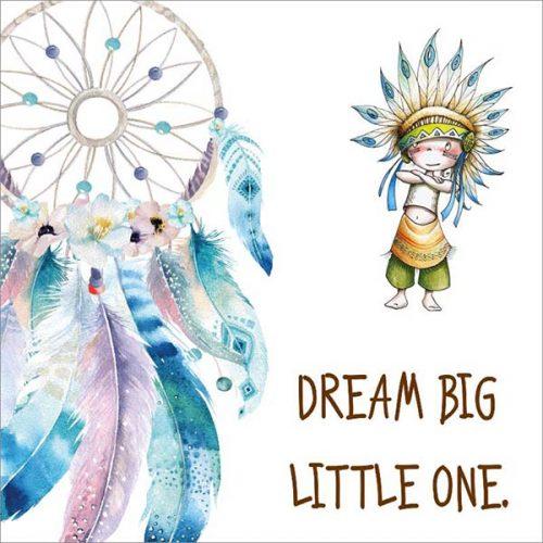 Αφίσα πόρτας Ονειροπαγίδα Αγόρι