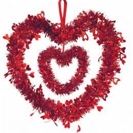 Διακοσμητική διπλή Καρδιά