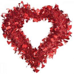 Στεφάνι Κόκκινη Καρδιά