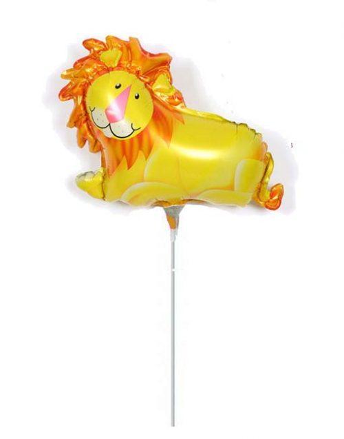 Μπαλόνι με καλαμάκι Lion King 35 εκ