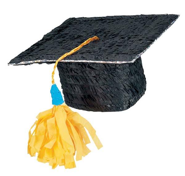 Πινιάτα Πάρτυ Καπέλο αποφοίτησης