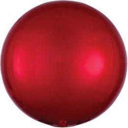 Μπαλόνι κόκκινο τρισδιάστατη σφαίρα 40 εκ.