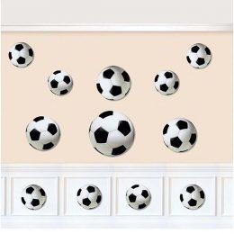 Κοπτικά τοίχου Ποδόσφαιρο (7 τμχ)
