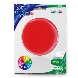 Μπαλόνι κόκκινο τρισδιάστατη σφαίρα ORBZ