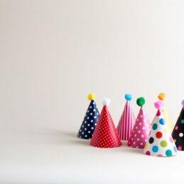Πουά πάρτυ γενέθλια