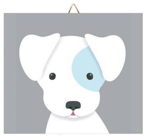 Καδράκι Σκυλάκια (Σχέδιο 4)